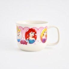 画像1: ディズニープリンセス マグカップ (1)