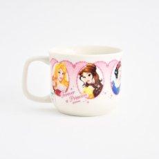画像2: ディズニープリンセス マグカップ (2)