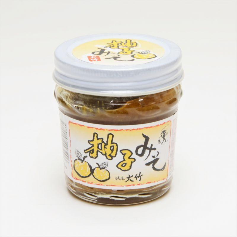 画像1: 大竹醤油 柚子味噌 (1)