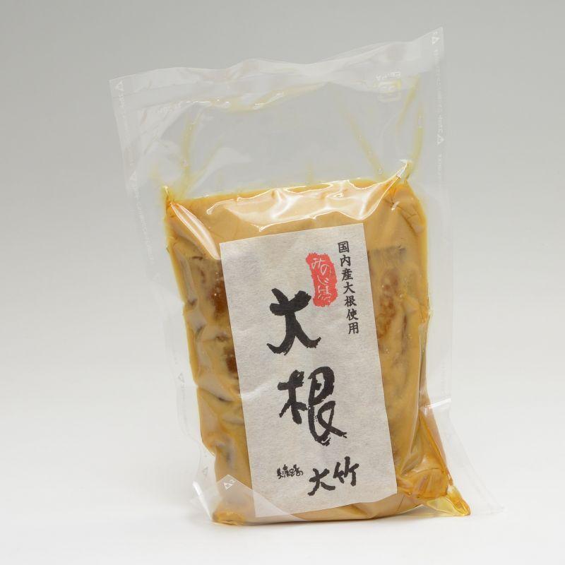 画像1: 大竹醤油 大根粕漬け (1)