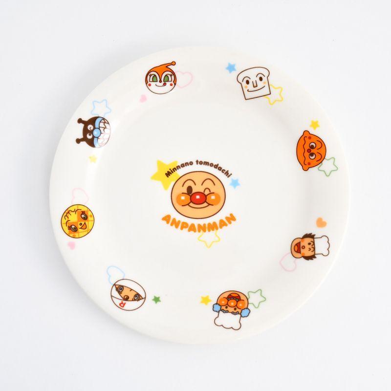 画像1: アンパンマン ケーキ皿 (1)