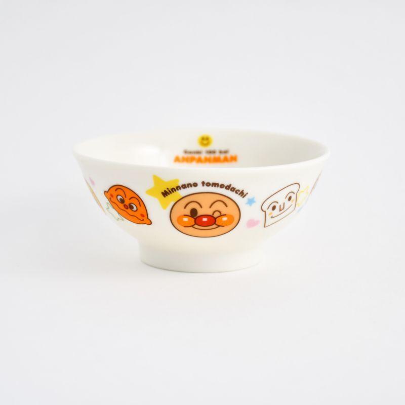画像1: アンパンマン 茶碗 (1)