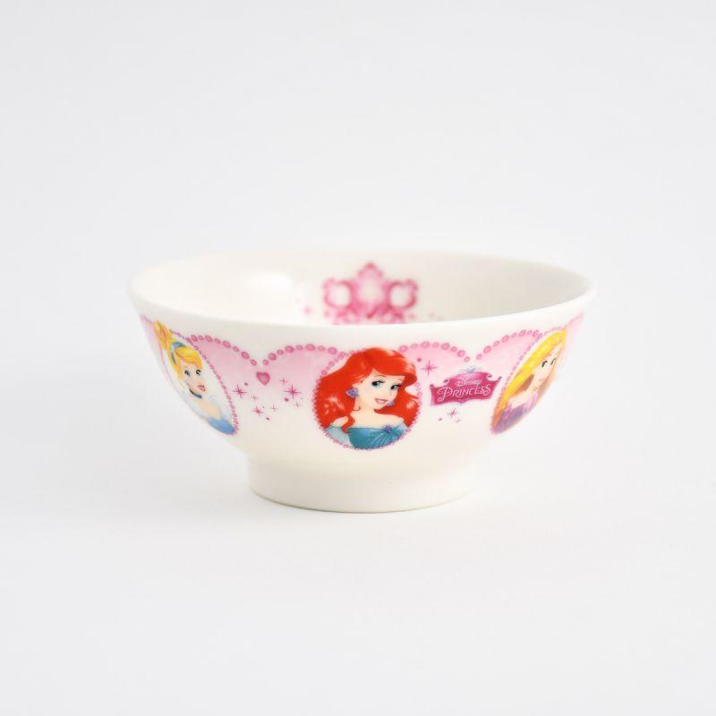 画像1: ディズニープリンセス 茶碗 (1)
