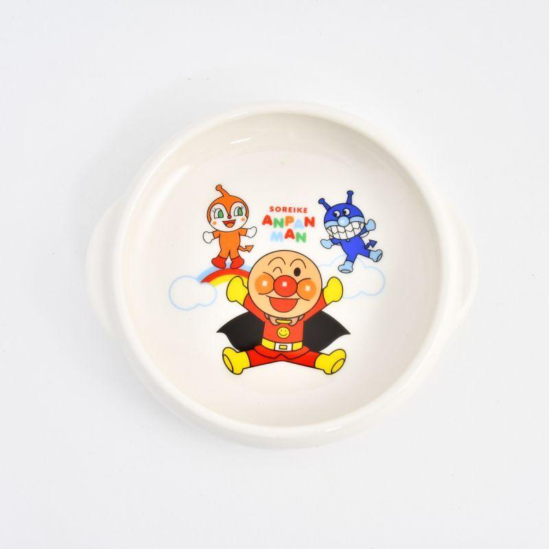 画像1: アンパンマン すくいやすい食器 M (1)
