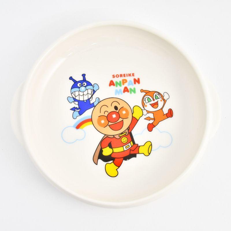 画像1: アンパンマン すくいやすい食器 L (1)