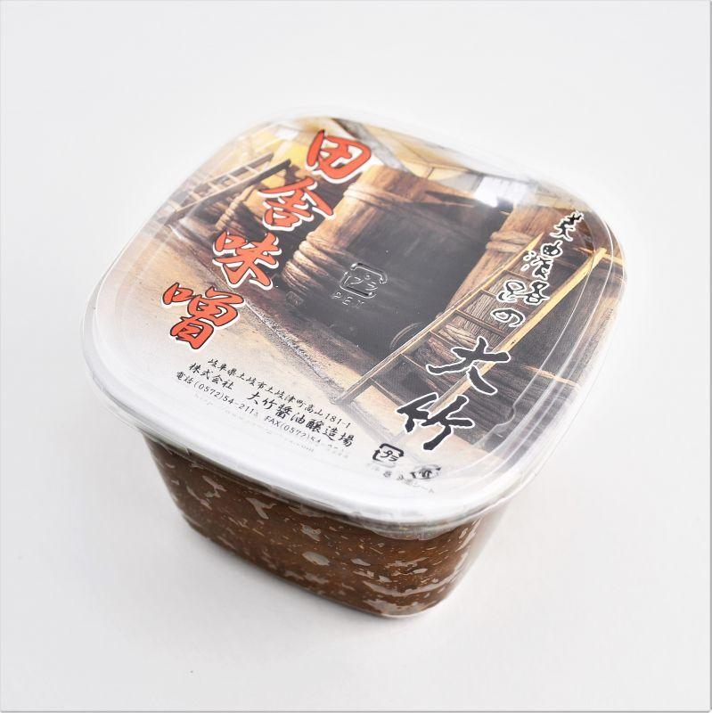 画像1: 大竹醤油 田舎味噌 (1)