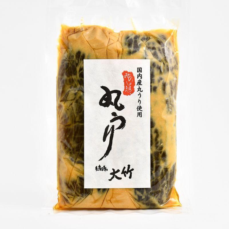 画像1: 大竹醤油 丸うり粕漬け (1)